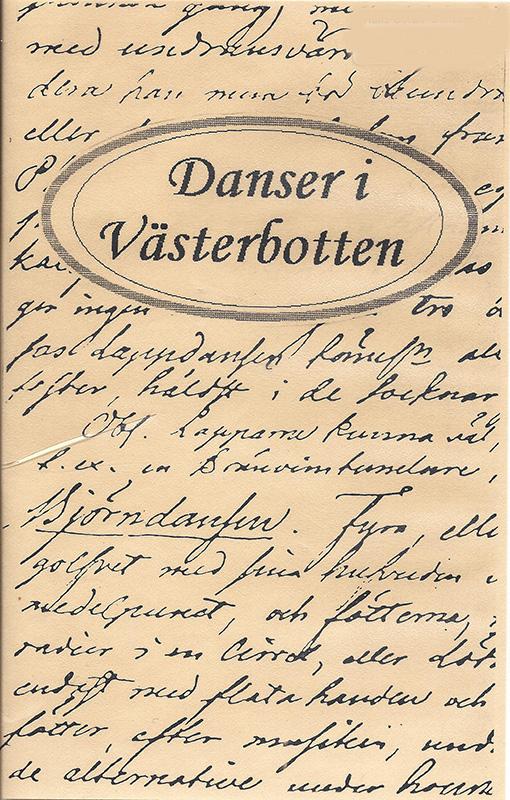 Danser i Västerbotten
